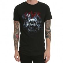 Slayer Killer Band Heavy Metal Rock T-Shirt Black