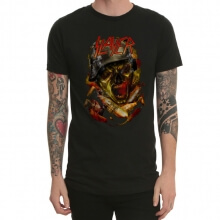 Slayer Killer Rock Band Tshirt