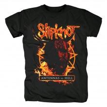 Slipknot Band Antennas To Hell Orange Tees Us Metal Rock T-Shirt