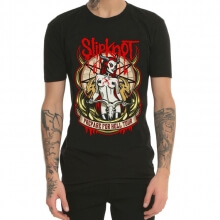 Slipknot Heavy Metal Rock Band Tee Shirt