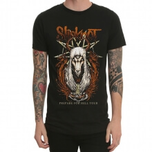 Slipknot Heavy Metal Rock Tee Shirt for Men