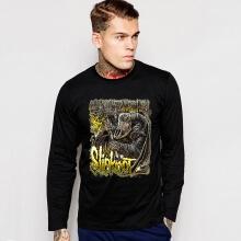 Slipknot Knot Long Sleeve T-Shirt Rock Music Team Tee