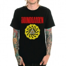 Soundgarden Heavy Metal Rock Print T-Shirt