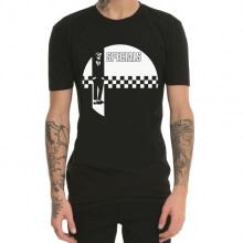 Specials Ska Rock Heavy Metal T Shirt Black