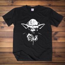 Star Wars 7 DJ Master Yoda Tshirt