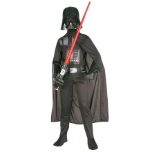 Star Wars Cosplay Darth Vader Halloween Costume Party Performance Clothing Black