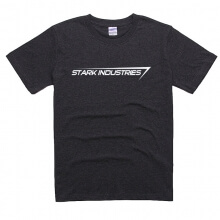 Stark Industries Ironman Loose Fit Short Sleeve Tee