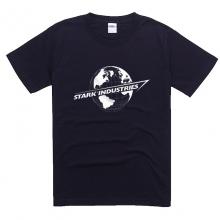 Stark Industries T Shirt Short Sleeved Tshirtsr