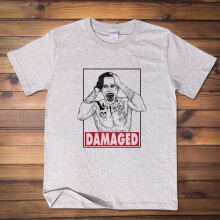 Suicide Squad Joker Damaged Tshirt