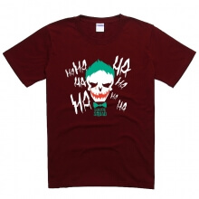 Suicide Squad Tee Black Mens Joker T Shirt