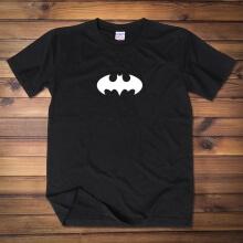 Summer Short Sleeved Superman Batman Logo T Shirts