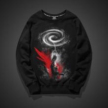 Super Hero Thor Ragnarok Sweatshirt Black Mens Hoodie