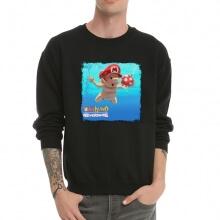 Super Mario Bros Nevermind Hoodie