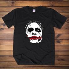 Superhero Black Batman T Shirt Why So Serious Mens