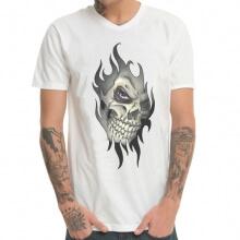 Tattoo Devil Rock White T-Shirt