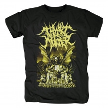Thy Art Is Murder The-Adversary T-Shirt Metal Rock Shirts