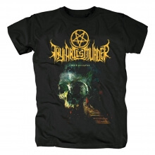 Thy Art Is Murder Band Death Perception Tee Shirts T-Shirt