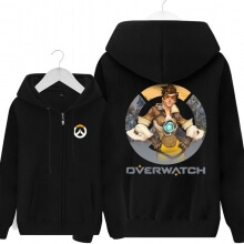 Tracer Sweatshirt Overwatch Merch For Men