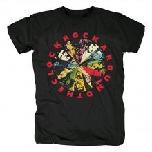 Uk Hard Rock Punk Rock Graphic Tees Sex Pistols Band T-Shirt