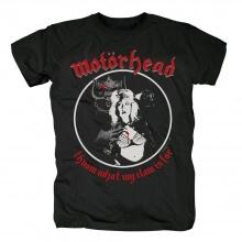 Uk Motorhead T-Shirt Metal Rock Band Graphic Tees