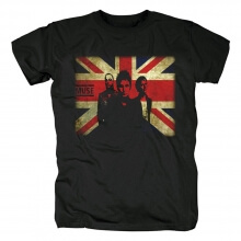 Uk Muse T-Shirt Metal Rock Band Graphic Tees