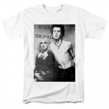 Uk Sex Pistols Band T-Shirt Hard Rock Punk Rock Shirts
