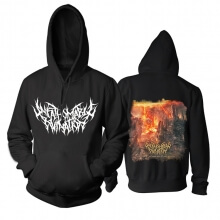 Uk Unfathomable Ruination Hoodie Hard Rock Band Sweat Shirt