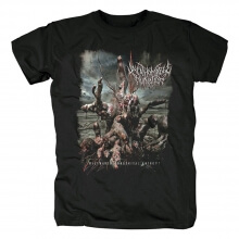 Uk Unfathomable Ruination Idiosyncratic Chaos T-Shirt Hard Rock Band Graphic Tees