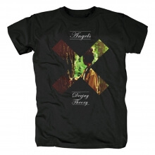 Uk The Xx Angels Moombahsoul Edit T-Shirt Metal Rock Shirts