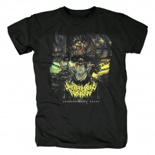 Unfathomable Ruination Tee Shirts Uk Rock Band T-Shirt