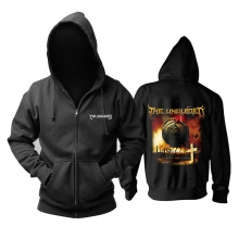 The Unguide The Unguided Inherit the Earth hooded sweatshirts Sweden Metal Music Hoodie