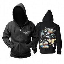 Unique Aerosmith Hoodie United States Rock Band Sweatshirts