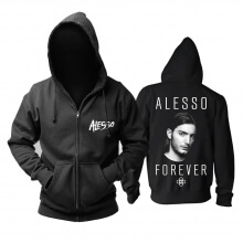 Unique Alesso Hoodie Music Sweatshirts