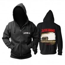 Unique Alter Bridge Fortress Hoodie Metal Rock Band Sweatshirts