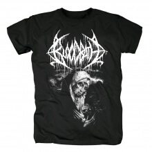 Unique Bloodbath Grand Morbid Funeral Tee Shirts Metal T-Shirt