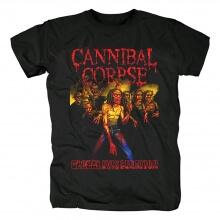Unique Cannibal Corpse Tshirts Metal Punk Rock Band T-Shirt