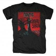 Unique Danzig T-Shirt Us Black Metal Punk Rock Shirts