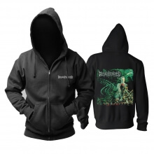 Unique Decapitated Nihility Hoodie Poland Metal Music Sweatshirts