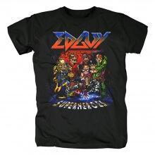Unique Edguy Band T-Shirt Metal Rock Tshirts