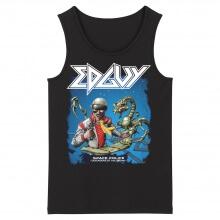 Unique Edguy Sleeveless Tshirts Hard Rock Tank Tops
