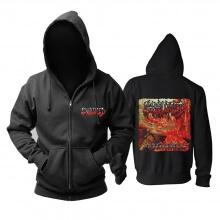 Unique Exhumed Slaughtercult Hoody Metal Music Hoodie