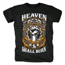 Unique Heaven Shall Burn Tee Shirts Germany Hard Rock T-Shirt