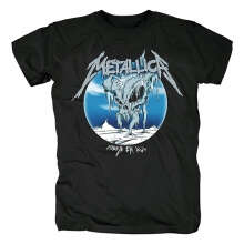 Unique Metallica Band Tee Shirts Us Metal T-Shirt