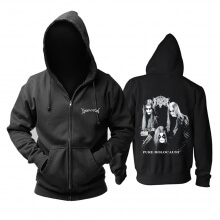 Unique Norway Immortal Hoodie Metal Punk Rock Sweat Shirt