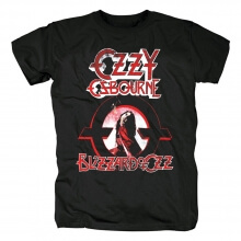 Unique Ozzy Osbourne Band No More Tears Tee Shirts Rock T-Shirt