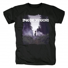 Unique Us Imagine Dragons Band Roots T-Shirt Rock Shirts