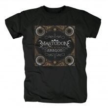 Unique Us Mastodon Live At The Aragon T-Shirt Metal Graphic Tees