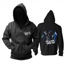 Unique Us My Chemical Romance Hoodie Hard Rock Punk Rock Band Sweat Shirt