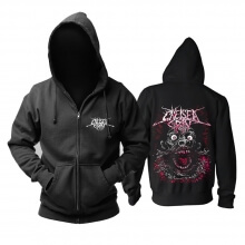 United States Chelsea Grin Hoodie Metal Music Sweat Shirt