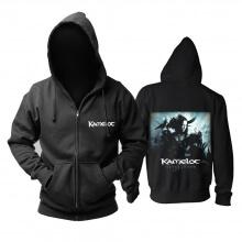 United States Kamelot Hoodie Metal Music Sweat Shirt